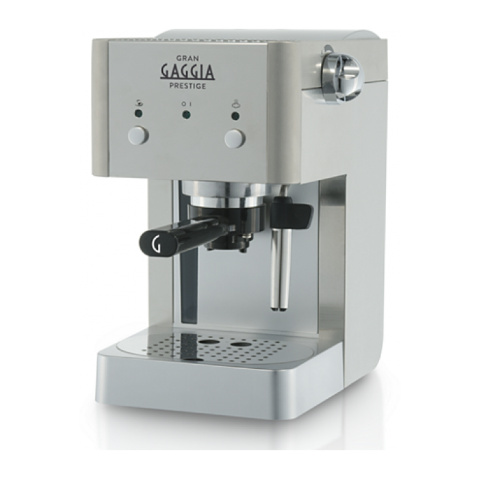Gaggia Brera Bean to Cup Coffee Machine milk frother