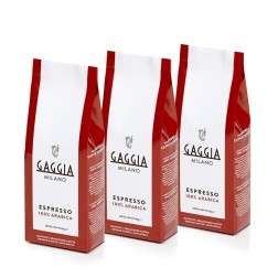 Gaggia Ground Coffee 3 x 250Gr