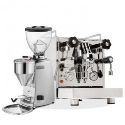 Profitec Pro 500 and Mazzer Mini Model A