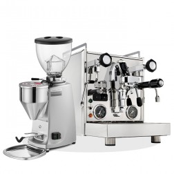 Profitec Pro 700 and Mazzer Mini Model A