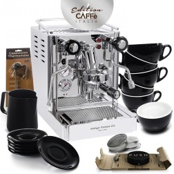 Quick Mill Andreja 0980 & Caffè Italia Kit Edition 4