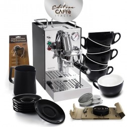 Quick Mill Carola & Caffè Italia Kit Edition 4