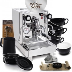 Quick Mill Vetrano 0995 & Caffè Italia Kit Edition 4