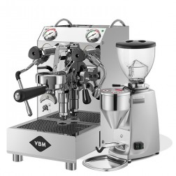VBM Domobar Junior 2B & Mazzer Mini Electronic Model A