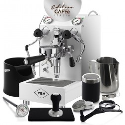 Vibiemme Domobar Junior HX White Caffè Italia Kit Edition 2
