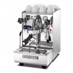 Expobar Brewtus IV Leva Multiboiler Volumetric Pump