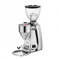 Mazzer Mini model A Polished Aluminium