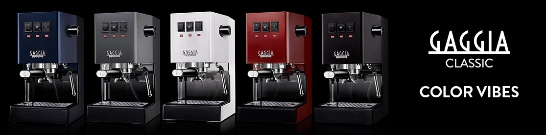 Gaggia Classic Color Vibes